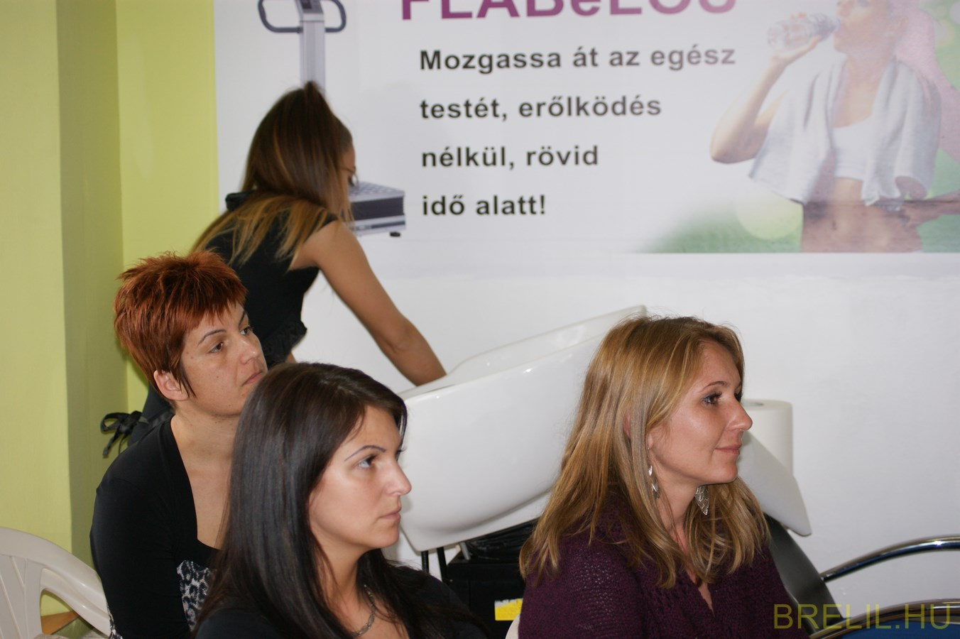 Brelil Professional Technikai Tréning – Kisvárda (Norina Szépségsziget)