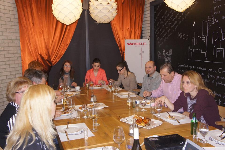 Brelil Partnertalálkozó – Nyíregyháza Chloé New Yorkban Étterem – 2016.02.10.